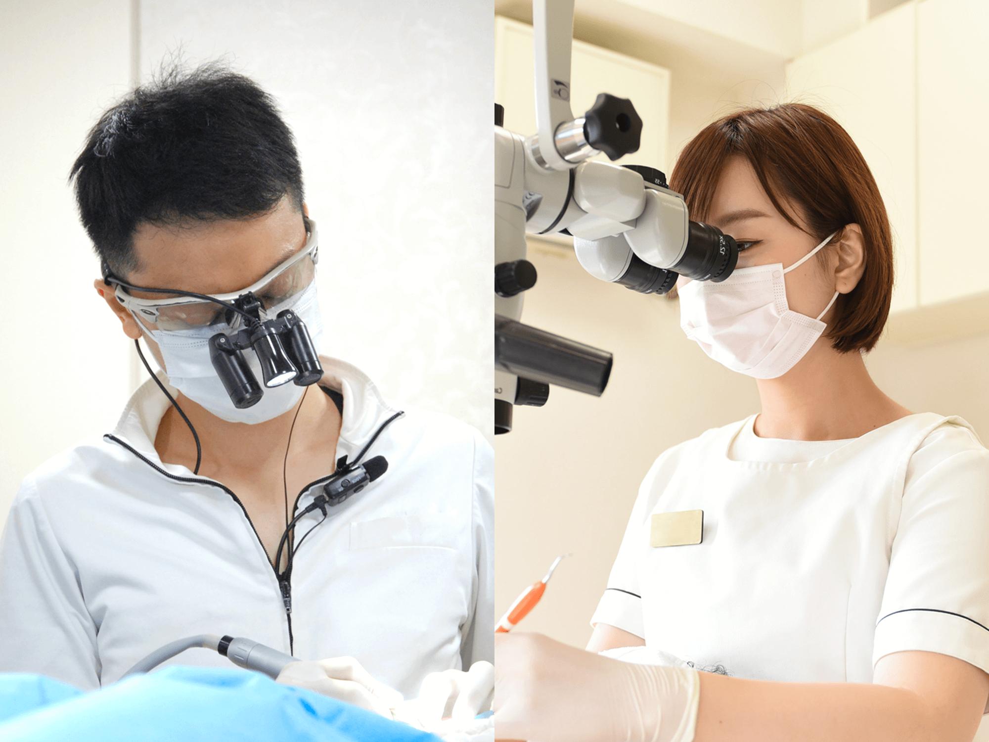 オーラルプロポーションクリニックでは歯科医師、歯科衛生士、受付・歯科助手を募集しています