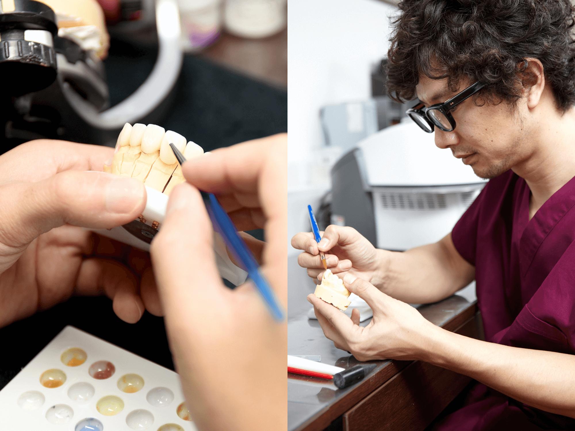 セラミックファクトリー東京では歯科技工士を募集しています