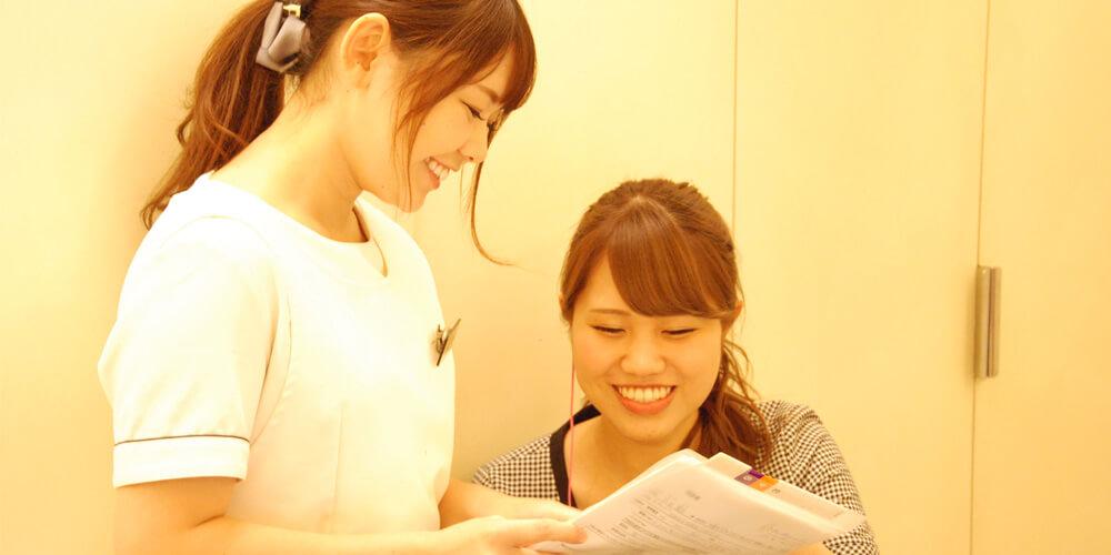 一緒に働く仲間との縁を大切にしている歯科衛生士佐藤さん
